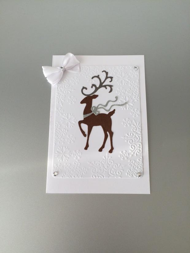 Weihnachtskarte – dieZweite