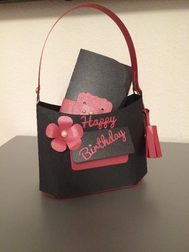Geschenktasche Geburtstag