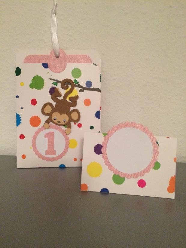 Einladung Geburtstag & Tischkarten