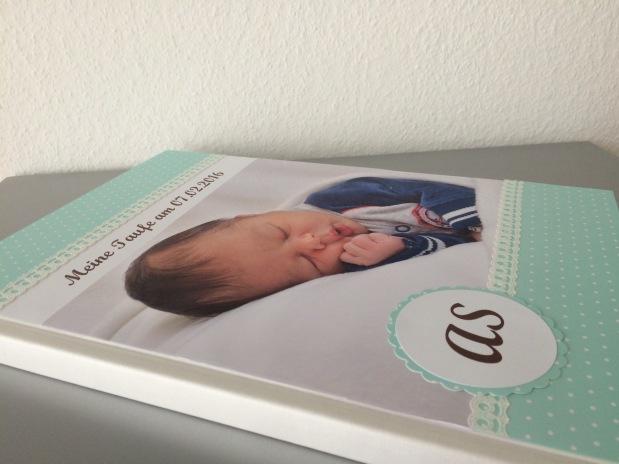Gästebuch Taufe Junge