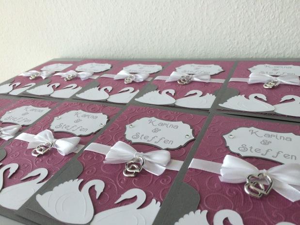 Einladung Hochzeit *Märchenhochzeit*