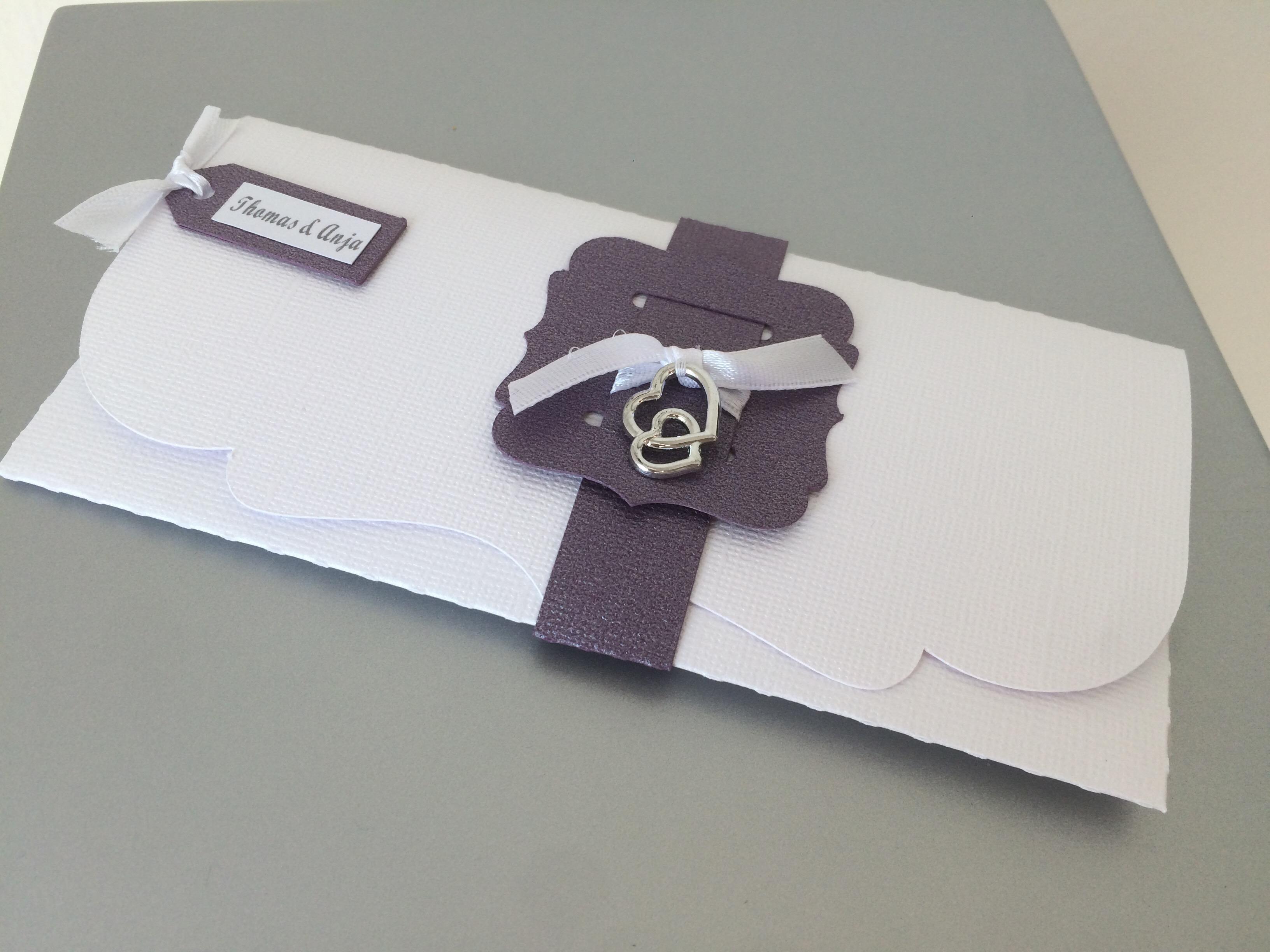 Geldgeschenk Seite 2 Butterflycards