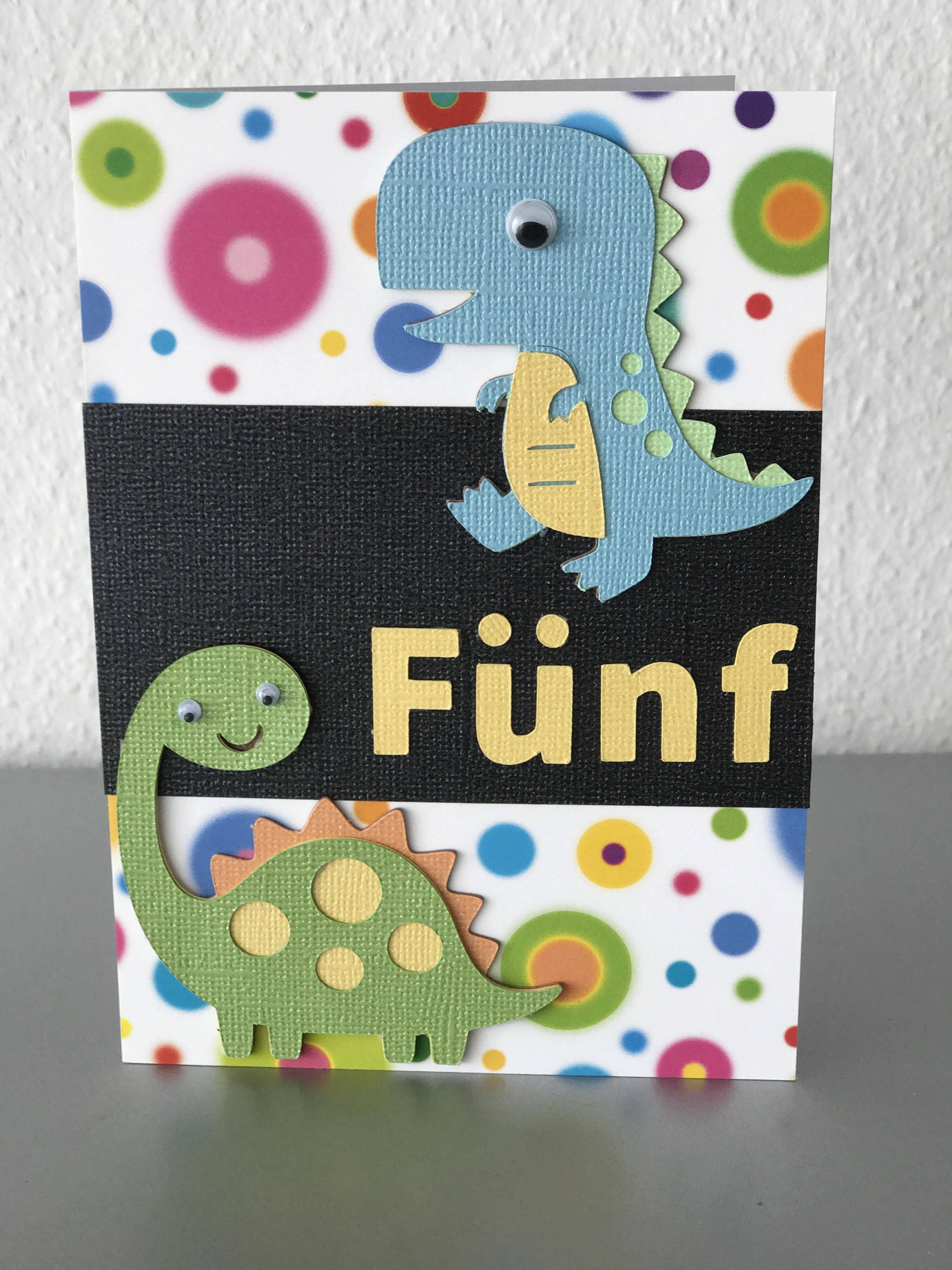 Einladung Zum Kindergeburtstag *Dino*